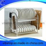 Fábrica para vender rack de cozinha em aço inoxidável