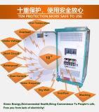 De gama alta Capactity gran inversor de potencia de 150kw con entrada de CA opcional