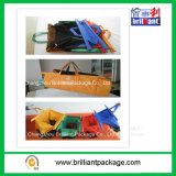 90GSM Four Color Nonwoven Folding Carry Trolley Einkaufstasche