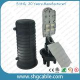 144 Termoencolhível de junção do encerramento da junção de fibra óptica (FOSC-D05E)