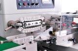 Qualitäts-volles rostfreies Hörnchen-horizontale Verpackungs-Maschine