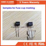China-Messinglaser-Markierungs-Maschinen-Laser-Markierungs-Gravierfräsmaschine