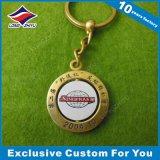 Spin Functional Keychain Porte-clés en métal amovible Souvenirs de football