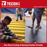 Teconの安いフィルムによって直面される閉める合板