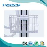 Fournisseur de matériel médical de la Chine s'assurer une utilisation simple et de garder Tidy système CPAP Nlf-200D