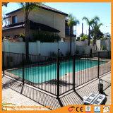 Горячие продажи гладкая поверхность стальных фехтование на плавательный бассейн и сад