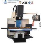 Tipo el moler vertical universal del taladro de la base de la torreta del metal del CNC y perforadora para la herramienta de corte X-7125