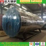 schwerer ölbefeuerter 10ton/H Dampfkessel mit Rello-Brenner