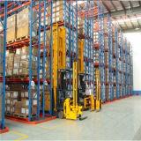 Revestimento a pó Rack de armazenamento de empilhar paletes metálicos