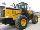 Haiqin Brand 6.0 Ton Wheel Loader (HQ966) per Sale