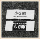Gesponnene Marke Nameclothes Kennsätze für Kleidungs-kundenspezifische Kleidung beschriftet Hersteller