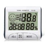 Innenschreibtisch-drahtloser Hygrometer-Thermometer-Feuchtigkeits-Monitor LCD-Digital