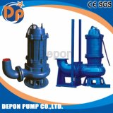 水サービスのための電気深い井戸の浸水許容の下水の水ポンプ