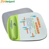Tapis de souris en caoutchouc coloré en PVC avec le logo du client