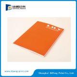 Impresión de catálogo de papel de arte con recubrimiento de aceite