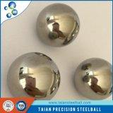 Las bolas de acero de carburo de acero inoxidable para el apoyo