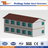 Qualität gebildet im China-Stahlkonstruktion-Landhaus Pefab Haus