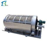 Tipo rotativo macchina a tamburo del cilindro di Filtrtion del micro filtro micro utilizzata per il trattamento di acqua di scarico della cartiera