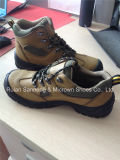 Style di base Safety Shoes con Steel Toe Cap e Steel Midsole (SN1283)