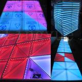 432PCS DMX 직업적인 LED 단계 지면 춤 빛