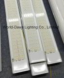 75mm 넓은 LED 선형 표면에 의하여 거치되는 고정편 빛