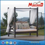 Muebles al aire libre al por mayor de la rota del Daybed de China
