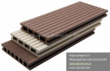 2016 Hot Sale Anti-Slip résistant aux incendies WPC Solid Decking Board