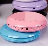 Qualitäts-Patent-rührendes Steuerrunder drahtloser beweglicher MiniBluetooth Stereolautsprecher