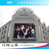 Service avant polychrome extérieur de haute résolution de P8 SMD3535 annonçant l'Afficheur LED (centre commercial)