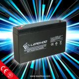 SiegelLead Acid Rechargeable VRLA Battery 6V 7ah 20hr Rechargeable Batteries