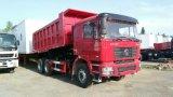 Shacman F2000 25t~30t Sand-Speicherauszug-Lastkraftwagen mit Kippvorrichtung