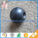 Soem-ovales hartes Silikon-feste Gummieignung-Kugel/runde Schwingung-Ineinander greifen-Reinigungs-Gummi-Kugel