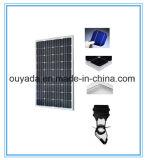 Comitato solare 100W monocristallino di alto PV di energia solare e di affidabilità con buona qualità
