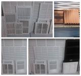 Решетки вентиляции воздуха на боковине шины с помощью системы ОВКВ