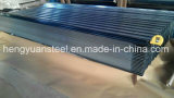 Гальванизированный Pitch76mm Corrugated лист крыши для плитки толя
