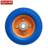 최신 Selling Colorful PU Foam Wheel 6X2 PU Foam Wheel