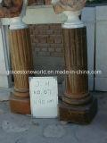 Natural Pilar de piedra / mármol columna (GS-CO-026)