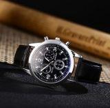 Mens-analoge Quarz-Uhr, Retro Legierungs-Kleid-Armbanduhr-Geschenk-Uhren