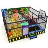 Parque Infantil é o tema do tema Padrão Kids Big playground coberto por diversão Novo Design pequeno parque infantil interior