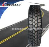 Los neumáticos del carro, neumático superior califican el neumático 13r22.5, 315/80r22.5 de TBR