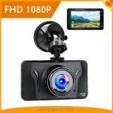 3.0inch de volledige Camera van de Auto HD 1080P met 170 TF van de Opname van de Lijn van de Hoek WDR van de Mening Gesteunde Kaart