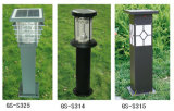 Светодиодный индикатор на открытом воздухе на солнечной энергии для освещения пути солнечной энергии на жилой улице в Англии