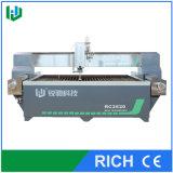 セリウムWater Jet Cutting Machine、Waterjet Cutter 2500mm*2000mm
