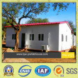 Sandwich Panel Small Steel House auf The Farm