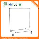 Décoration en métal de haute qualité des vêtements d'affichage Stand