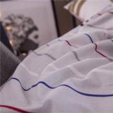 호화스러운 면 침대 시트 담요 덮개 침구 홈 직물