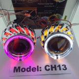35W VERBORG bi-Xenon het Licht van de Ogen van de Engel van de Lens van de Projector voor Auto/Motorfiets