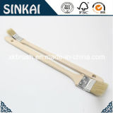 Courbure Painting Brush avec Long Wooden Handle