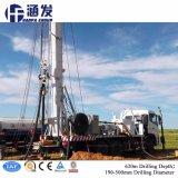 Piattaforma di produzione montata camion del pozzo d'acqua della Tabella rotativa (HFT600ST)