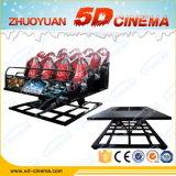 Venta caliente para el simulador de la máquina 5D del cine del equipo 5D
